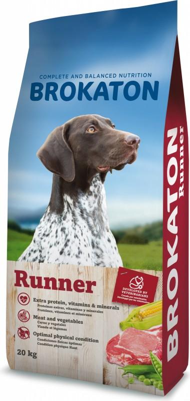 Brokaton runner