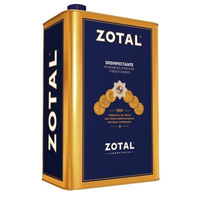 ZOTAL desinfectante 400 ML