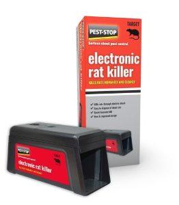 trampa eléctrica ratones