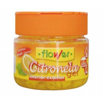 Citronela gel antimosquitos