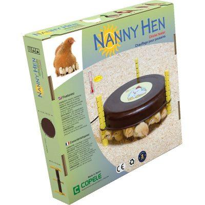 Calefactor nanny hen